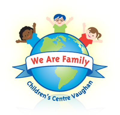We Are Family Children's Centre Vaughan Mobile Retina Logo